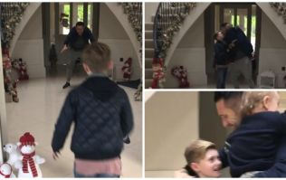 Robbie Keane makes his kids' Christmas with a surprise return home to Dublin on Christmas Eve