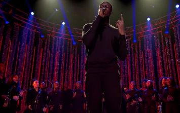 WATCH: Stormzy steals the show on the Top of the Pops Christmas special