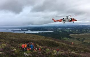 Missing walker on Carrauntouhil found safe and well