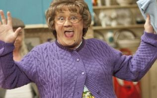 Brendan O'Carroll responds to the reaction to Rory's Christmas Day replacement