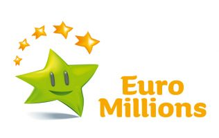Here are the winning numbers for Friday night's €130 million Euromillion jackpot