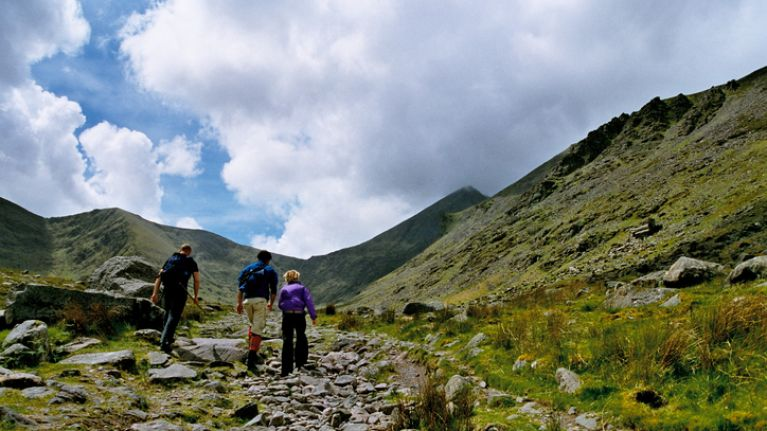 QUIZ: Can you name the county that each of Ireland's 10 highest mountains are in?