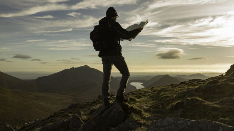 9 of the best places in Ireland for hiking or hill walking