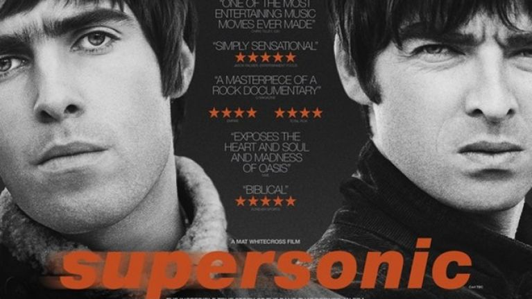 The superb Oasis documentary Supersonic is on TV tonight