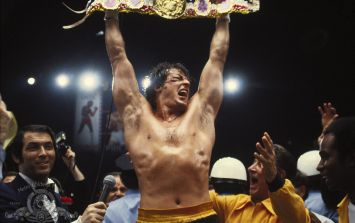 Counting down our favourite moments from the Rocky franchise