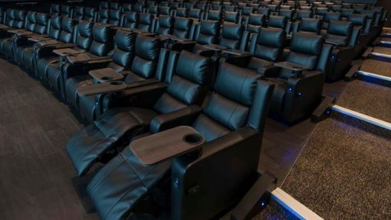 Recliners And An Imax Screen This Dublin Cinema Is