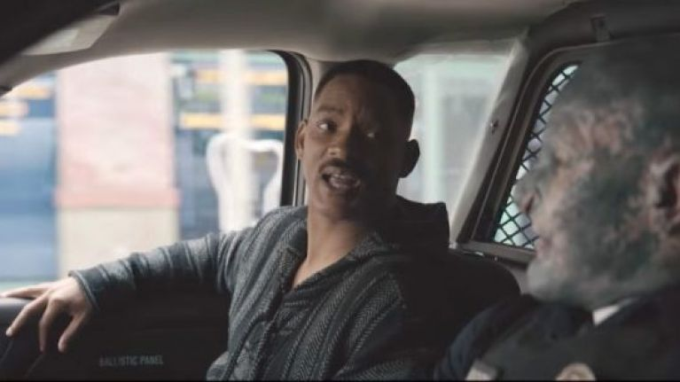 Bright is the most fun we've seen Will Smith have in a movie in over a decade