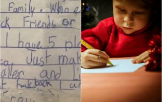 RTÉ presenter shares incredibly heart-warming letter sent in by a child fan