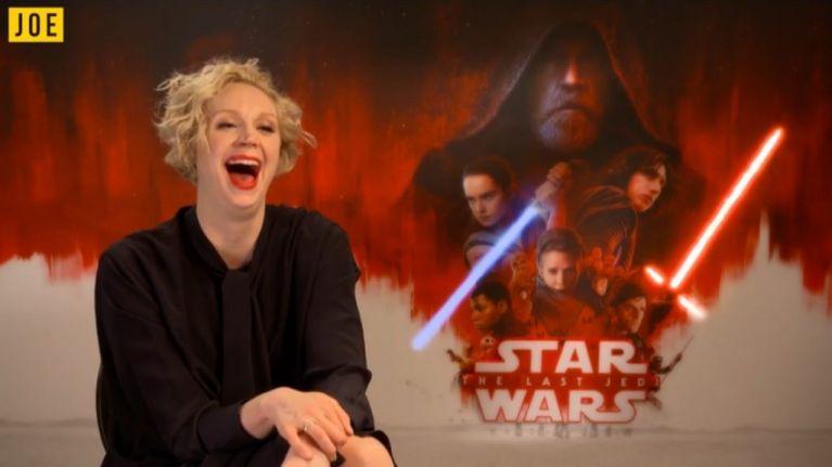 Game Of Thrones Gwendoline Christie Tells Star Wars Fans If Theyll