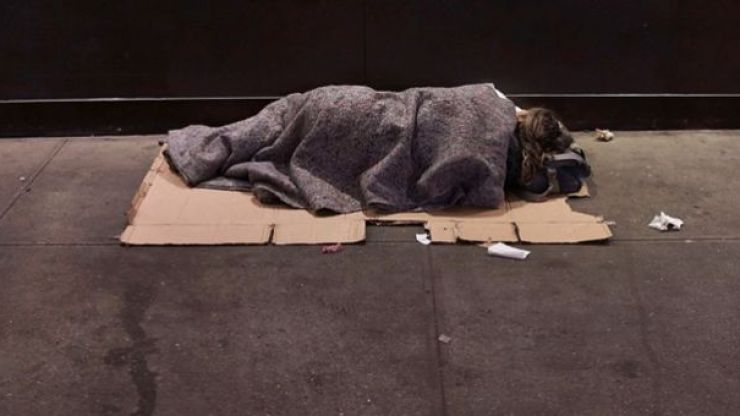 """An Irish rapper is urging people to """"Stand Up"""" against homelessness ahead of Dublin protest march"""