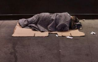 New figures reveal almost 10,000 people homeless in Ireland at Christmas