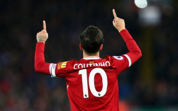 Liverpool fans freak out after Nike website seems to confirm that Coutinho has joined Barca