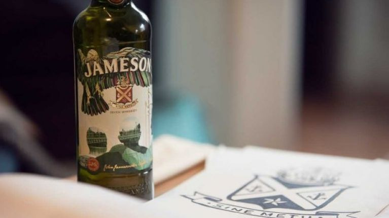 Three Irish names take pride of place on prestigious Top 100 spirits list
