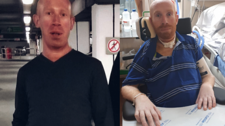 Fundraising campaign launched for Leitrim man left paralysed after gym accident