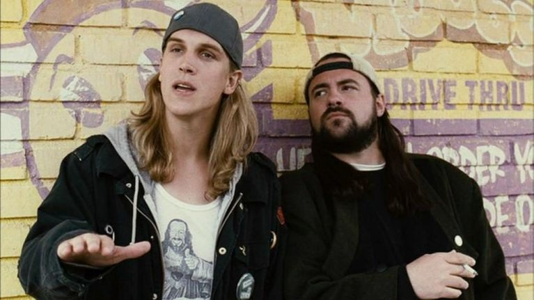OFFICIAL: Jay and Silent Bob are coming back and here's the plot