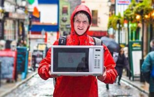 Monaghan man and microwave to hitchhike around Ireland to raise awareness for mental health