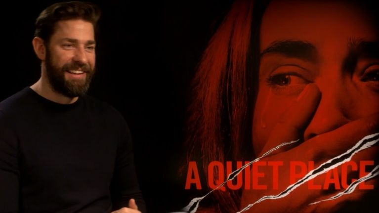 John Krasinski on his secret house in Cork, the Angelus and the terrifyingly brilliant A Quiet Place