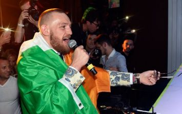 Conor McGregor's bail has been set and he is allowed to return to Ireland