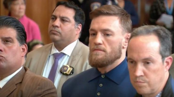 Conor McGregor could be looking at over a decade in prison for the UFC 223 bus attack