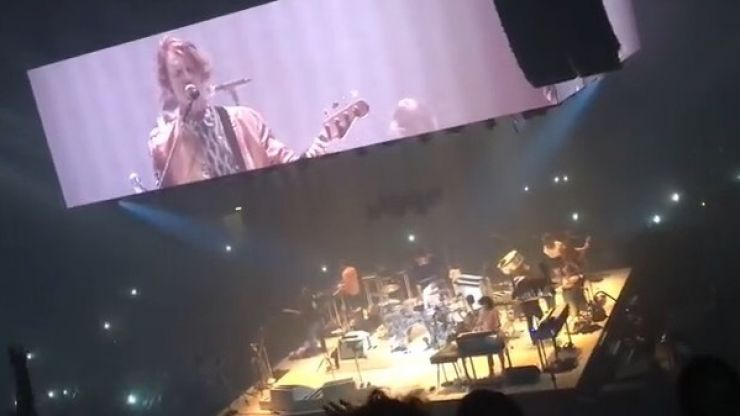 WATCH: Arcade Fire cover The Cranberries' song 'Linger' during Dublin gig