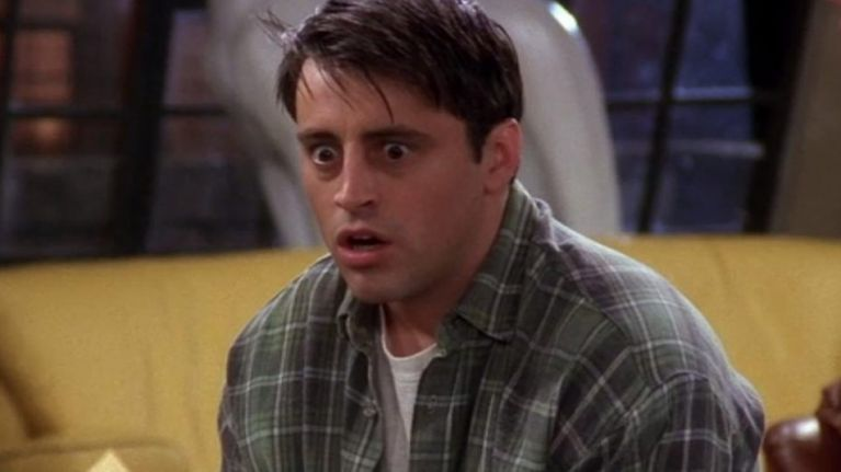 A major plot in Friends almost went very differently