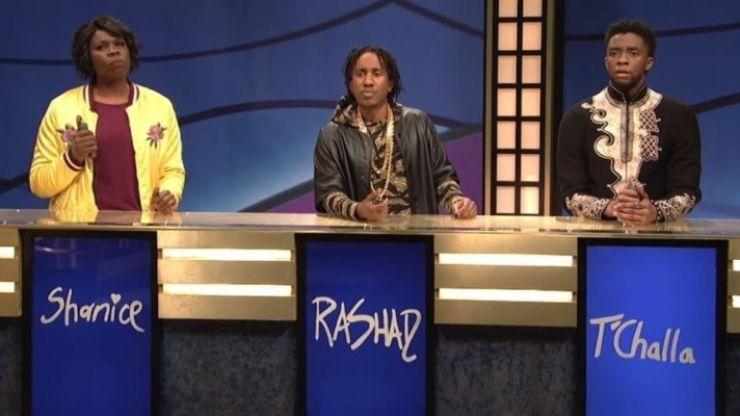 WATCH: Black Panther playing Jeopardy is the weirdest, funniest thing you'll see today