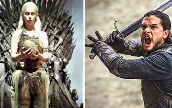 The Iron Throne, Daenerys' dragon eggs and the amazing swords from Game of Thrones are now in Dublin
