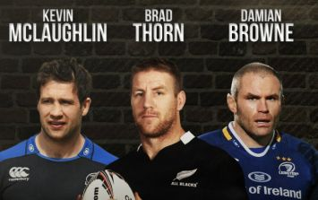 Brad Thorn, Damian Browne and Kevin McLaughlin on The Hard Yards