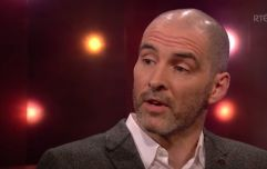 WATCH: Richie Sadlier opens up about sexual abuse he faced as a young teenager