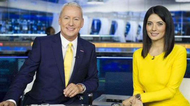 Natalie Sawyer breaks her silence after sudden departure from Sky Sports News
