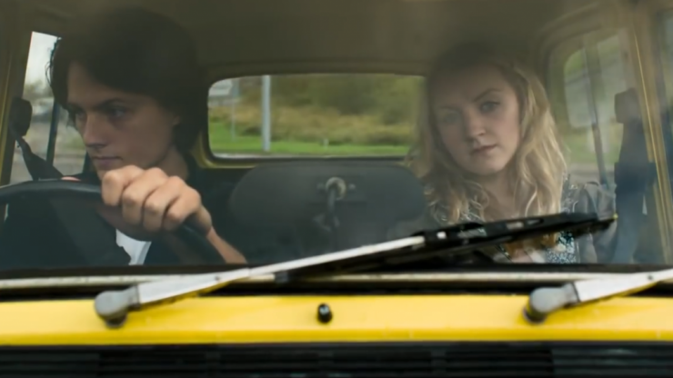 One of the best Irish films in recent years is on television tonight and it stars Evanna Lynch of Harry Potter fame