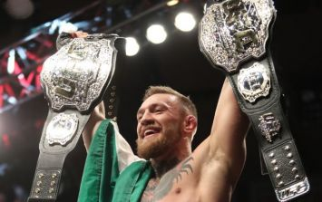 Fans react to late change to main event at UFC 223