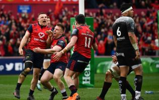 There were two players who really stood out for Munster this weekend
