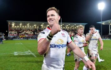 """Craig Gilroy dropped by Ulster as he is subject to """"internal review"""" by Ulster and the IRFU"""
