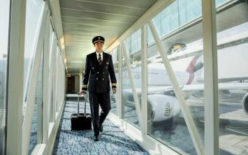 """Emirates launches recruitment drive for the """"finest male and female pilots"""" in Ireland"""