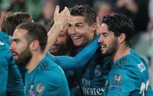 Cristiano Ronaldo scored a goal so sensational, even the Juventus fans applauded