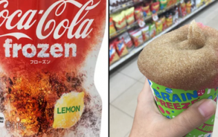Coca-Cola is launching its first ever slushie