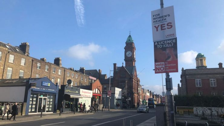 Ireland's fiercest culture war yet is being fought on our lampposts