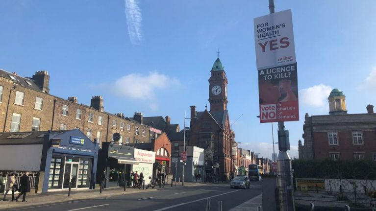 """Dalkey Tidy Towns clarify stance on """"remove and destroy"""" policy on election posters"""