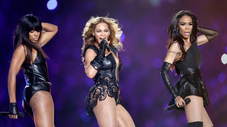 Beyoncé (with a little help from some friends) delivers stunning performance at Coachella