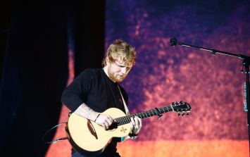 "Ed Sheeran slams ""bollocks"" story about building railings to deter rough sleepers outside his home"
