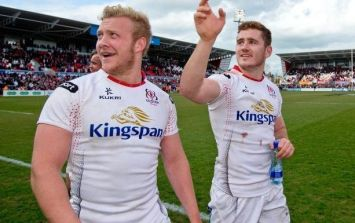 Exit negotiations see Paddy Jackson and Stuart Olding reach financial settlement with the IRFU (Report)