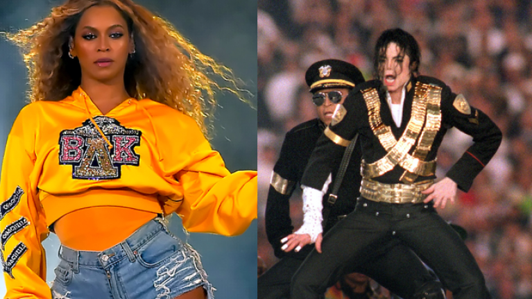 2d0690b1b32 COMMENT  Is it finally time to acknowledge that Beyoncé is better than  Michael Jackson