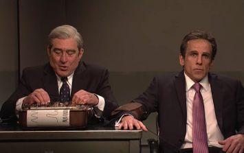 WATCH: Ben Stiller and Robert De Niro revisit Meet The Parents on Saturday Night Live