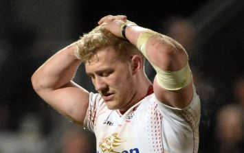 English club denies any interest in signing Stuart Olding