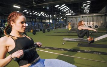 Fitness fanatics chase glory in one of Ireland's toughest gym competitions
