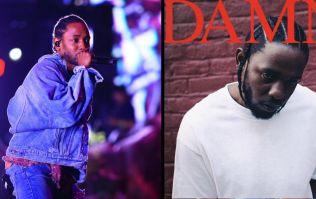 Kendrick Lamar just won a Pulitzer prize