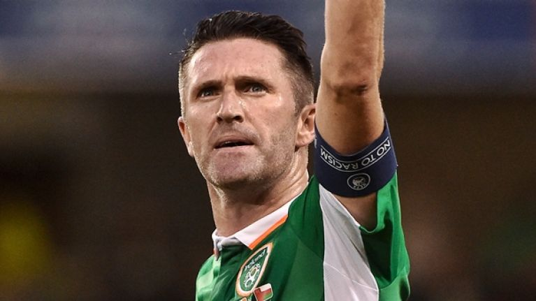 """By no means will I be sitting idle"" - Robbie Keane wants to keep playing after leaving latest club"