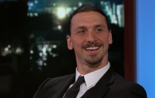 Zlatan's appearance on Jimmy Kimmel drew an incredible reaction from the audience, and we can see why