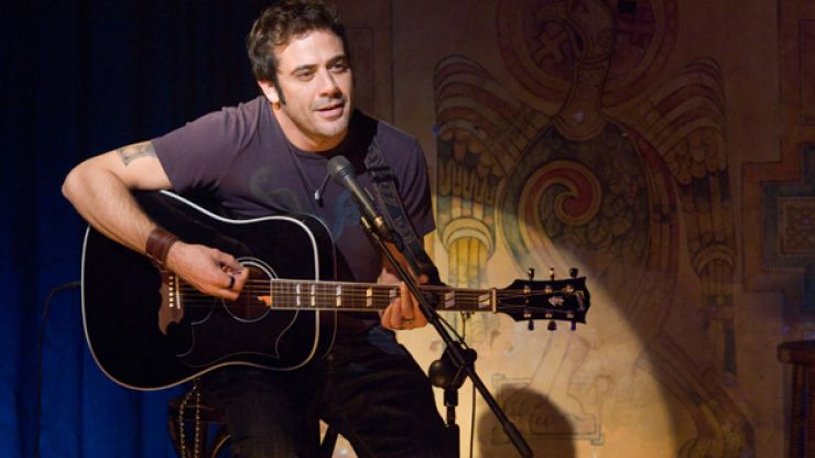 Jeffrey Dean Morgan thinks his version of 'Galway Girl' in PS I Love You is much better than Ed Sheeran's